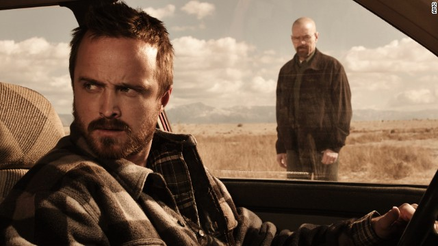 """Breaking Bad,"" which ended its five seasons in triumphant fashion last fall, had plenty of shocking, gotta-tweet-this moments -- especially in its dramatic final episodes."