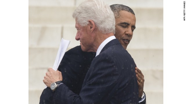 Obama, Bill Clinton to discuss Obamacare
