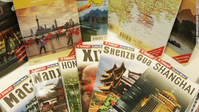 Printed guidebooks are no longer as popular as they once were thanks to free, online peer-review websites.