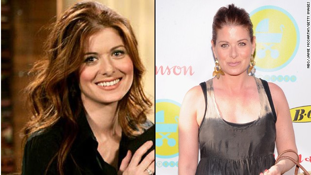 "For some fans, Debra Messing will always be Grace Adler, despite the actress working fairly steadily since the series ended in 2006. She starred in two now-canceled series, ""The Starter Wife"" and, most recently, ""Smash."""