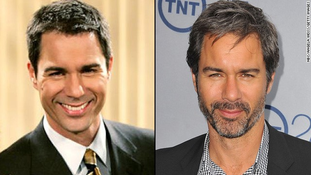 "Eric McCormack was everyone's favorite BFF as Will Truman. He has done some voice work on shows like ""American Dad"" and currently stars in the TNT series ""Perception."""