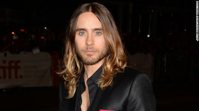 Jared Leto covers Rihanna's 'Stay'