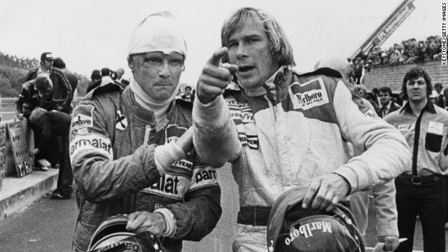 Does F1 lack the characters of the past?
