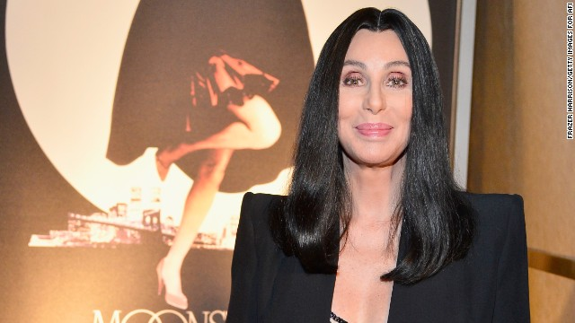 Cher attends screening of