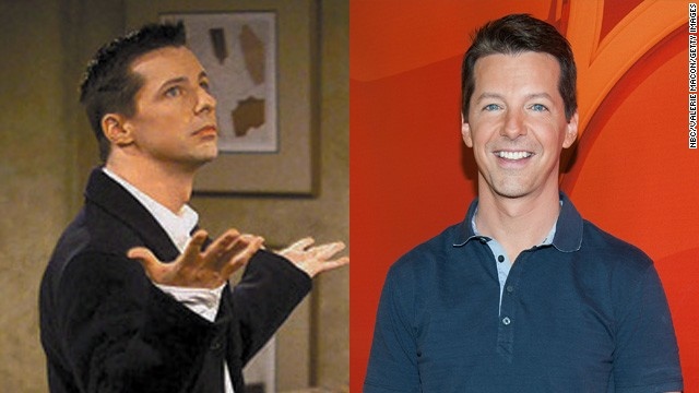 "Some of the best lines of the show went to Sean Hayes as Jack McFarland, Will's other best friend. In 2010, Hayes <a href='http://marquee.blogs.cnn.com/2010/03/09/will-graces-sean-hayes-i-am-who-i-am/'>confirmed that he is gay. </a>His new series ""Sean Saves The World""<a href='http://www.cnn.com/interactive/2013/09/entertainment/fall-releases-guide/'> premieres on NBC this fall </a>and is about a gay father raising his teen daughter."