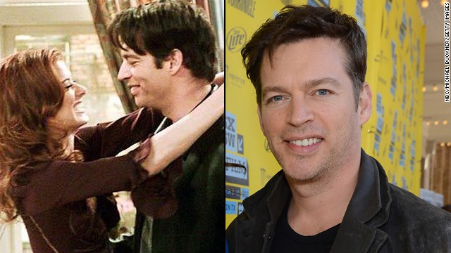 "Fans cheered when Grace finally found love with Leo Markus, portrayed by singer/actor Harry Connick Jr. In 2013 he signed on as <a href='http://www.cnn.com/2013/09/03/showbiz/tv/lopez-connick-new-idol-judges/index.html' target='_blank'>a new judge for ""American Idol.""</a>"