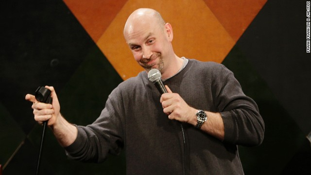 Vince A. Sicari, a South Hackensack, N.J., Municipal Judge, performs at Carolines on Broadway comedy club in New York.