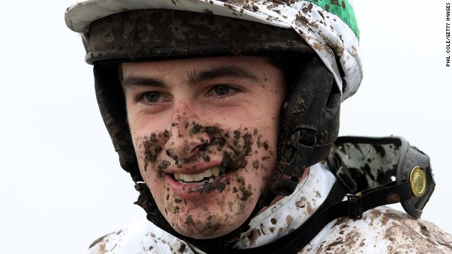 The 25-year-old Irishman may be despondent about the sudden end to his career but he is hugely grateful to have recovered so well from his fall. Two years on, he is not only able to walk and talk but he is also riding out horses for one of his old trainers at home in Ireland. Meanwhile, his family are planning a fundraising event in aid of the Injured Jockeys Fund.