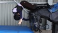 The Equichute Simulator employed by the Injured Jockeys Fund to teach jockeys how to survive a fall