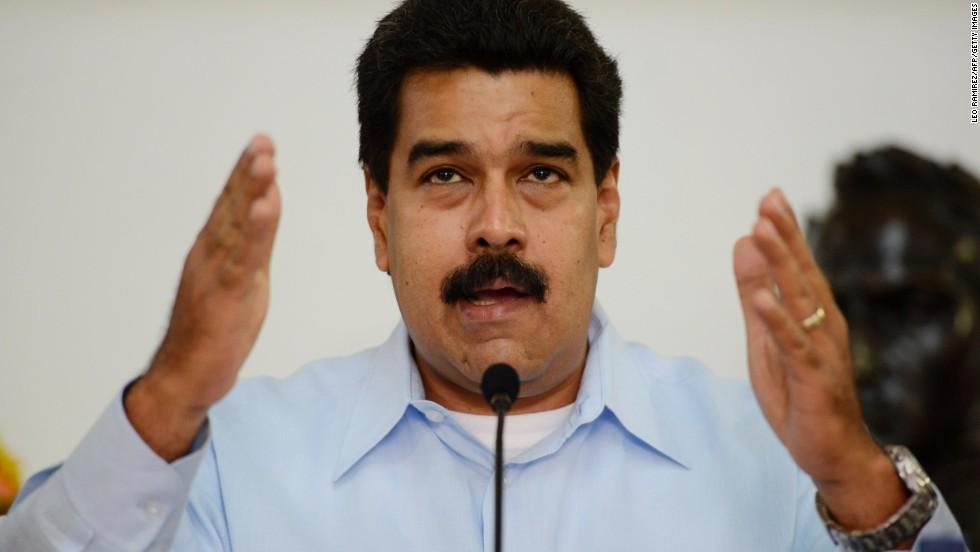 10 frases polémicas de Nicolás Maduro