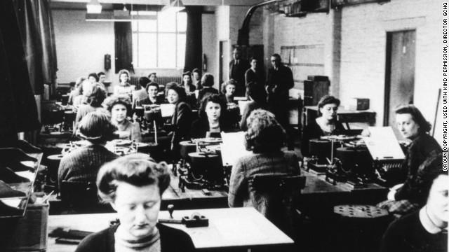 Las teleoperadoras que lograron derribar a los nazis