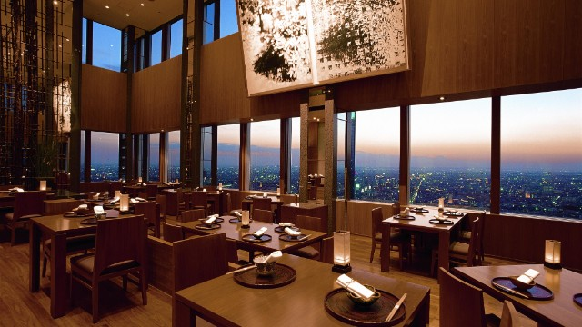 "There's no doubt that the Park Hyatt Tokyo is a Fodor's ""sleek city address"" award winner. ""This is the hotel from the movie 'Lost in Translation,' "" says Bowen. This sky-high icon has ""a view of Tokyo glittering below and a great restaurant. """