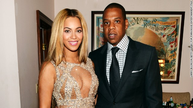 Jay Z and Beyonce: Forbes' highest-paid couple