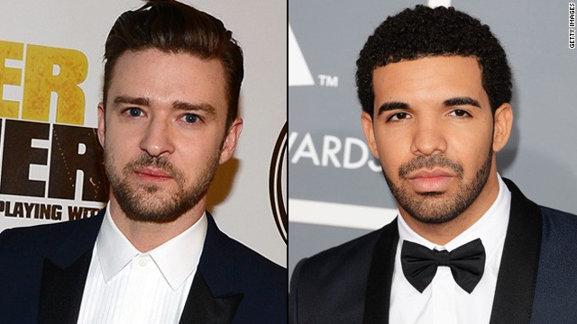 JT vs. Drake: An awkward interview face-off