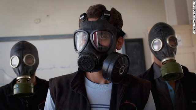 New movement of Syria's chemical weapons seen, official says