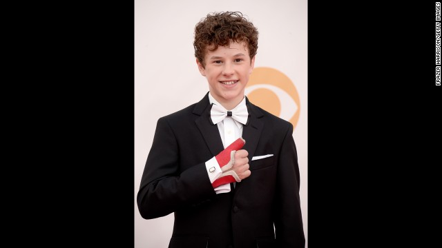 """Modern Family""<i> </i>child<i> </i>star Nolan Gould is just 15, and as of 2012 had already graduated high school. The young member of Mensa has <a href='https://www.youtube.com/watch?v=bYpHexLNS2I' target='_blank'>stated</a> his IQ is 150."