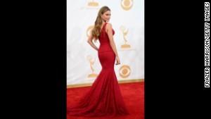 Emmys red carpet 2014