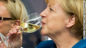 Angela Merkel: Europe's Mrs. Nein