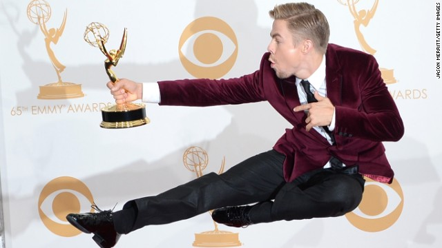"Outstanding choreography: Derek Hough, ""Dancing with the Stars"""