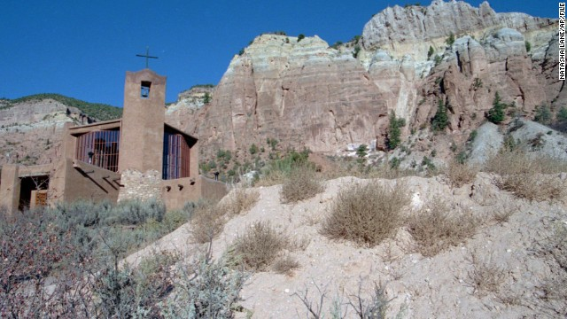 The Monastery of Christ in the Desert, located in a remote canyon near Abiquiú, New Mexico, is home to monks who brew beer under the Abbey Beverage Company label.