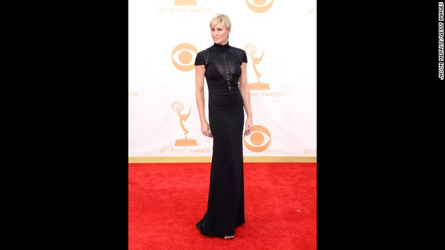 """House of Cards"" star Robin Wright was nominated as outstanding lead actress in a drama series."