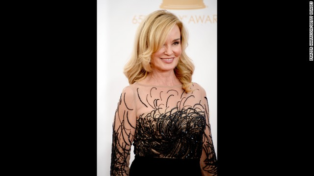 "Oscar winner Jessica Lange was nominated as outstanding lead actress in a TV miniseries or movie for ""American Horror Story: Asylum."""