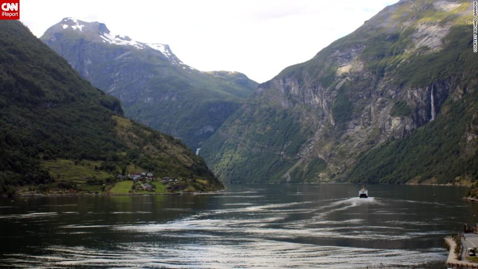 Geiranger, Noruega