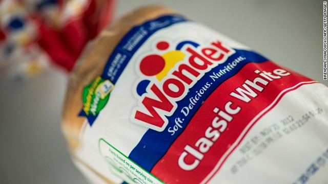 Wonder Bread is back
