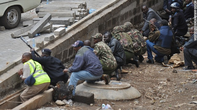 First on CNN: More U.S. Marines fortify Nairobi embassy security