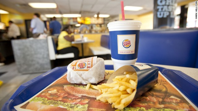 The skinny on Burger King 's lower-fat 'Satisfries'