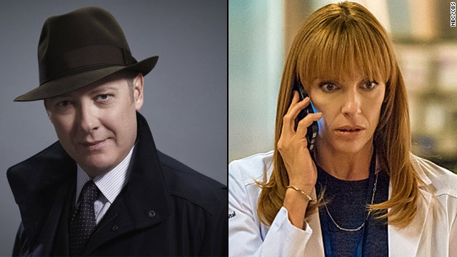 'Blacklist' vs. 'Hostages': Fall TV face-off