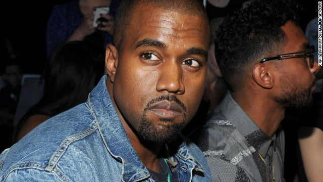 Kanye West: I'm the No. 1 rock star - on the planet