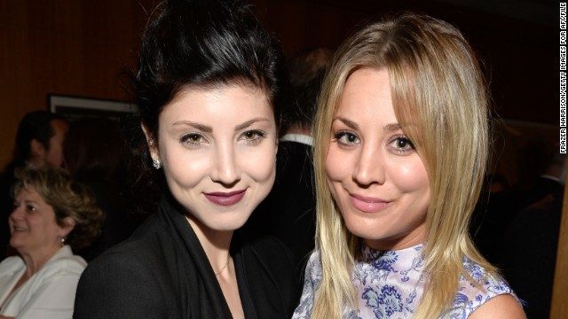 Kaley Cuoco's sis tried out for 'The Voice,' and more news to note
