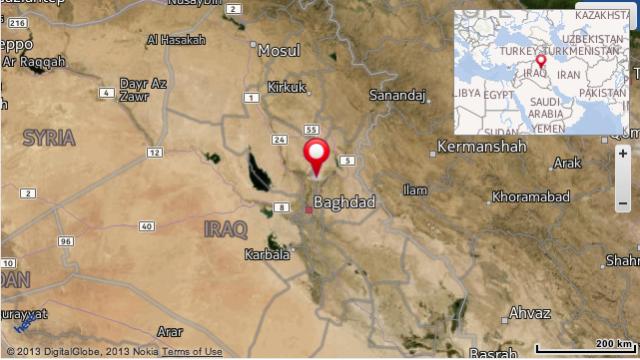 Ataque en Iraq deja 10 muertos