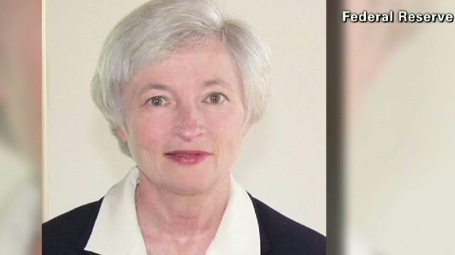 ¿Quién es Janet Yellen?