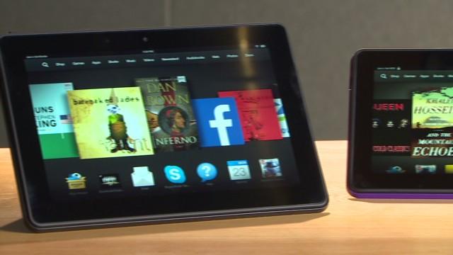 Nuevas Kindle Fire: más rápidas y con asistencia técnica personal