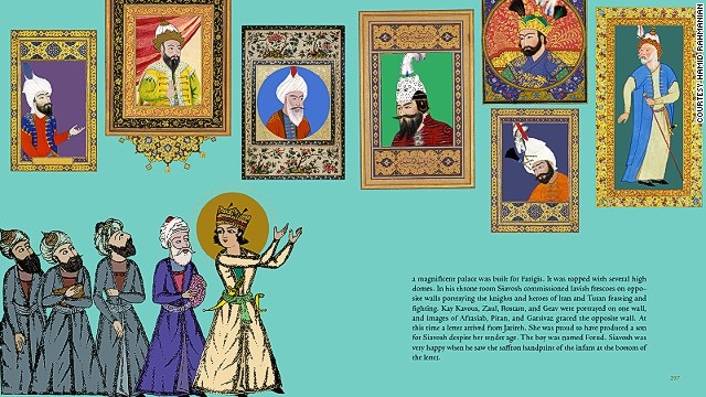 The Shahnameh is often credited with preserving the Persian language following the Arab Conquest of the 7th century.