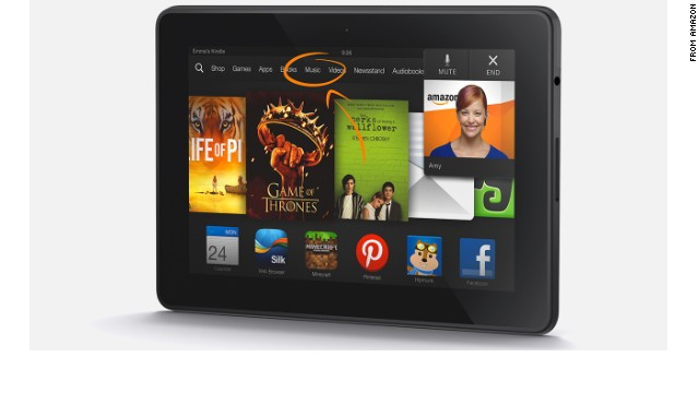 With Kindle's new Mayday button, you can get live tech support and even release control of the screen.