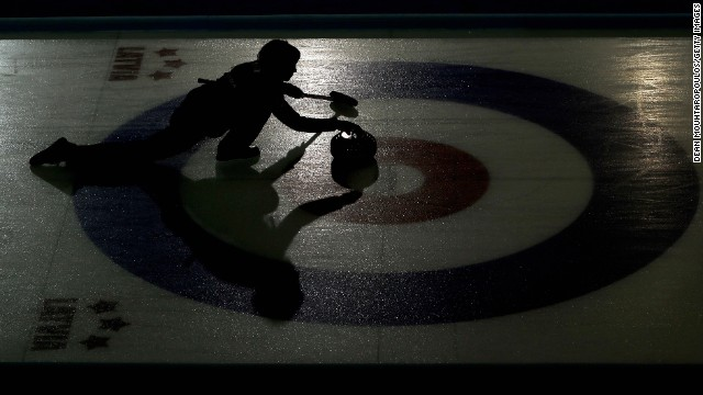 The science and skill of curling