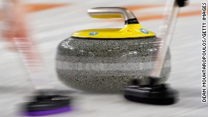 Science friction: the art of curling
