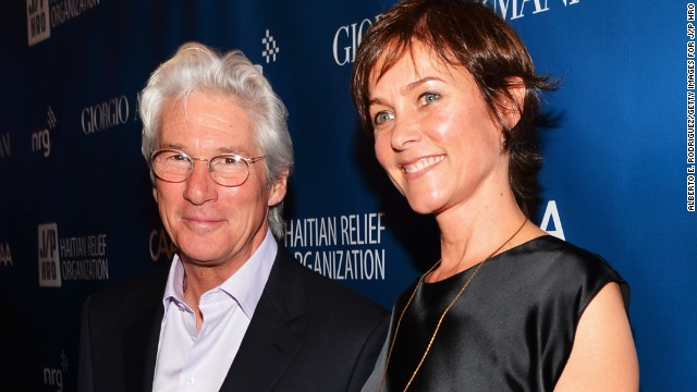 Richard Gere splits from wife, and more news to note