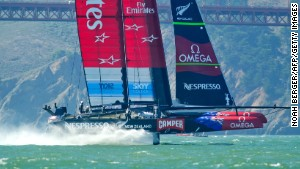 America's Cup challengers announced