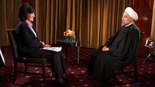 Amanpour: Why Rouhani may be different
