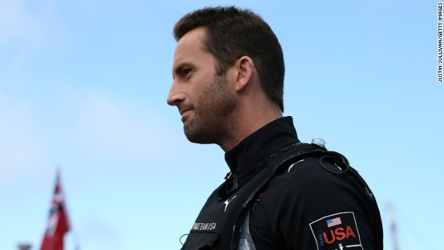 British Olympic hero Ben Ainslie has been the catalyst for Oracle Team USA's fightback. Ainslie, 36, took over the role of tactician from John Kostecki with his team 4-1 down.