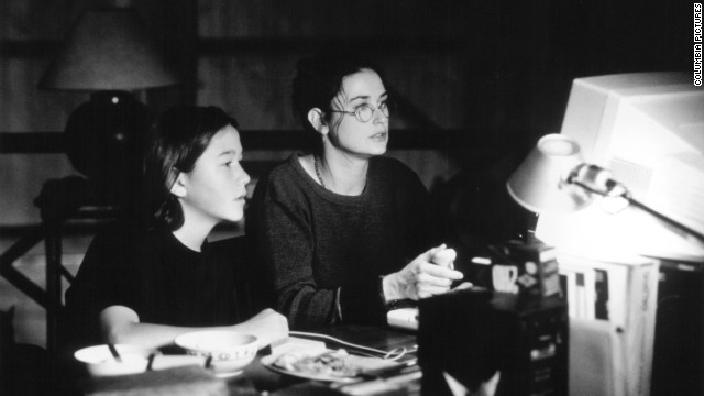 "James Gandolfini wasn't the only one building his film resume with 1996's ""The Juror."" A then 15-year-old Gordon-Levitt also starred in the suspense drama as the son of Demi Moore's character, Annie."