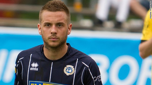 In 2011, Anton Hysen became only the second active footballer to come out as being gay -- more than 20 years after Justin Fashanu did so. While Fashanu was a high-profile star in England, Hysen plays in Sweden's lower leagues.