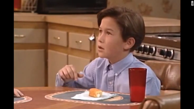 "Even as a kid, Gordon-Levitt was industrious. While he was building his film career, Gordon-Levitt was also pulling in laughs as D.J.'s well-meaning but incredibly boring friend George on ""Roseanne"" from 1993 to 1995."