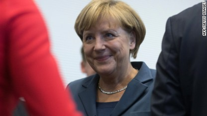 Mutti Merkel is no Iron Lady Thatcher