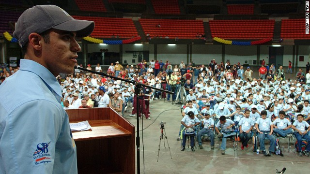 Maldonado is already investing in the future of Venezuelan motorsport by working with his foundation to find the next generation of racers.