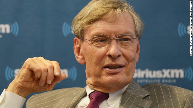 MLB commissioner Bud Selig retiring in January 2015